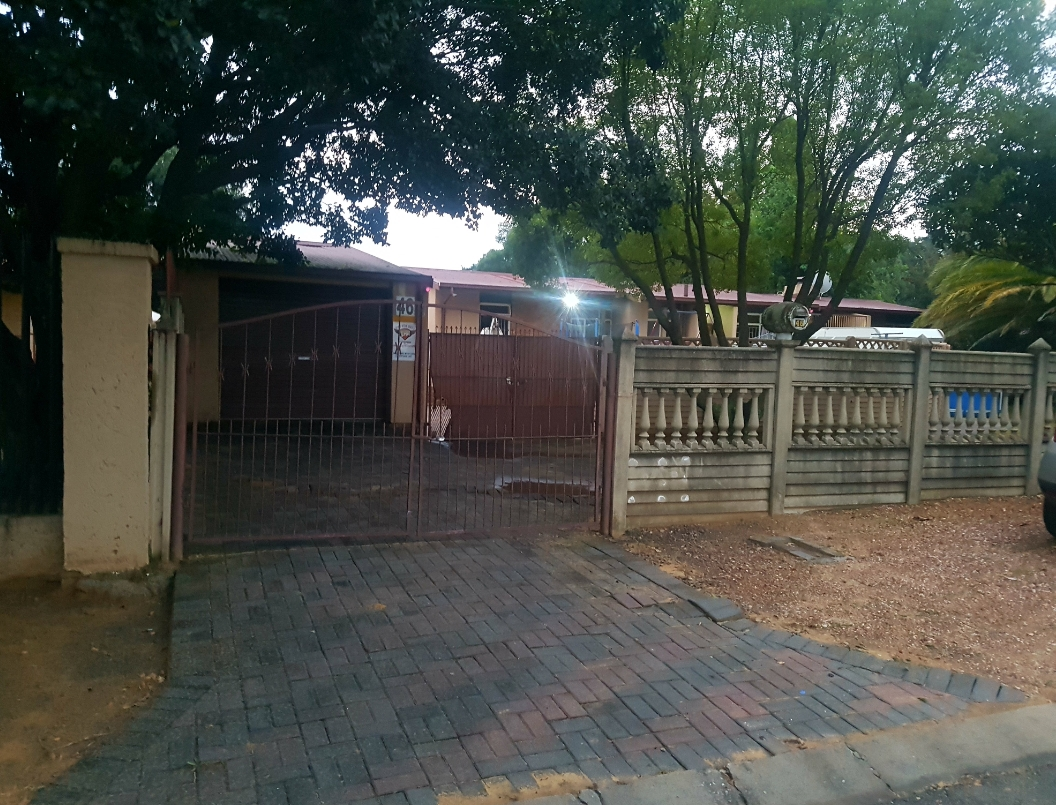 4 bedroom house to rent in sasolburg