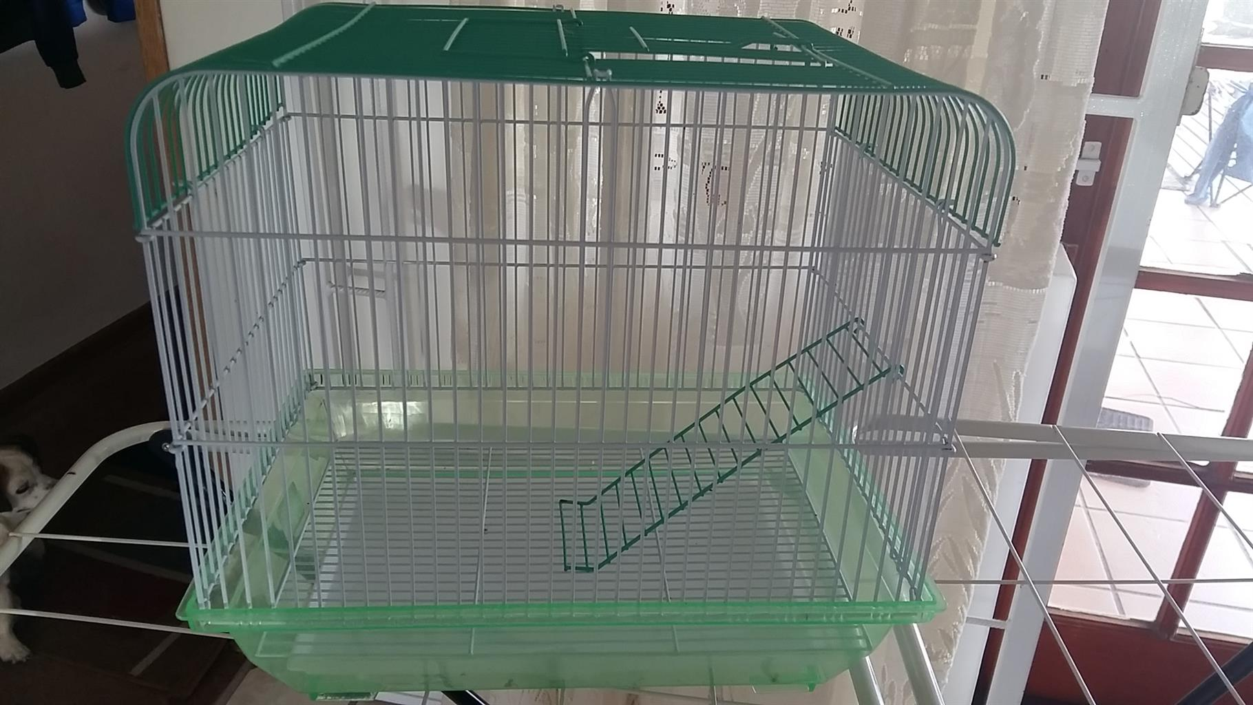 Hamster cages x 3