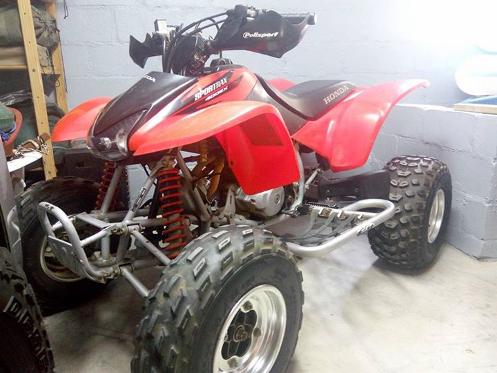 Honda 400/Sportrax