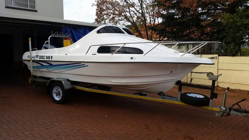 Flamingo 180 Cabin Cruiser for Sale