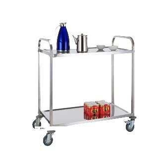 Tea trolley-2 tiers-A1001
