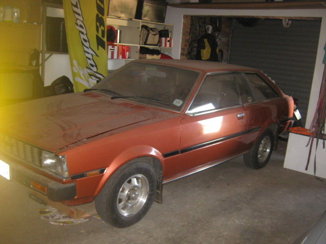 Toyota Corolla 1.8 Coupe - Immaculate Condition - R55,000