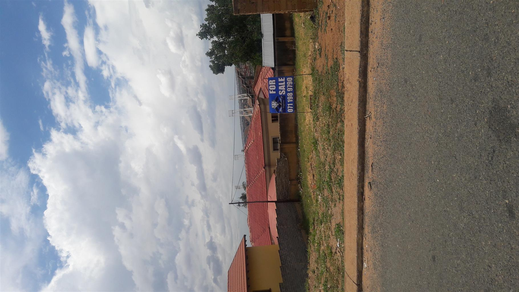 Stand for Sale. Mabopane