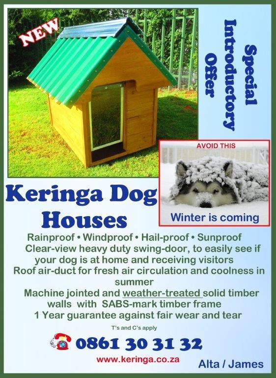 Keringa Pet Homes Available