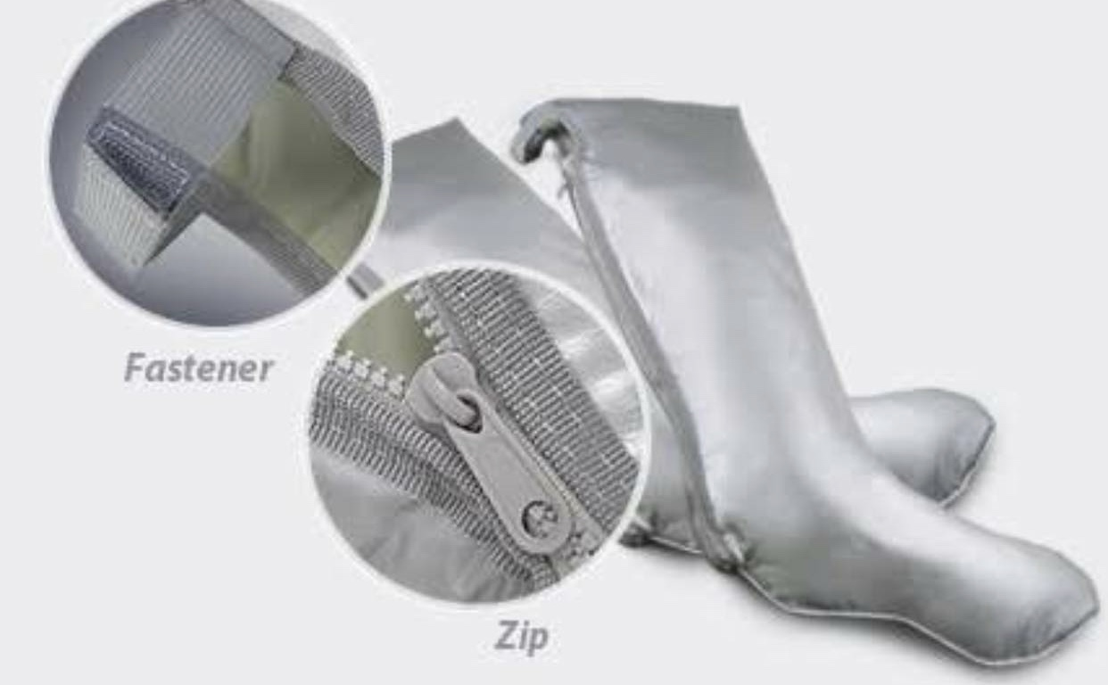 Infrared heating boots