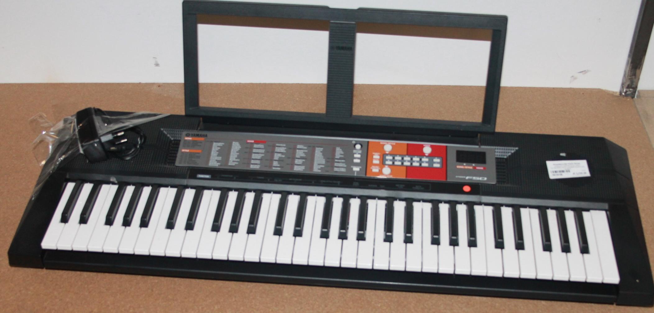 Yamaha keyboard S029419a #Rosettenvillepawnshop