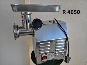 RESTAURANT, TAKE AWAY EQUIPMENT