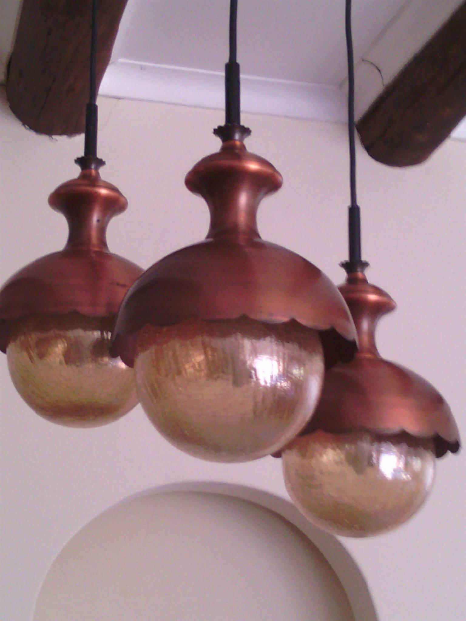 Classic Copper Lights