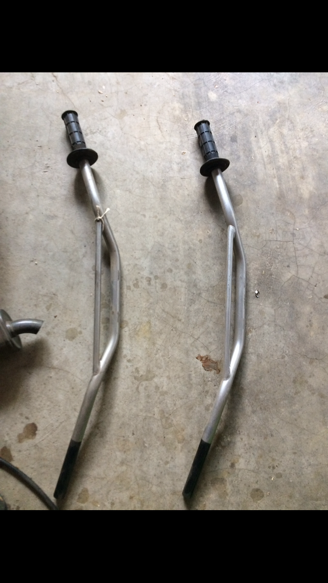Kdx handle bars for sale