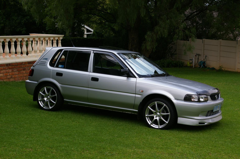 Sports Car Toyota Tazz
