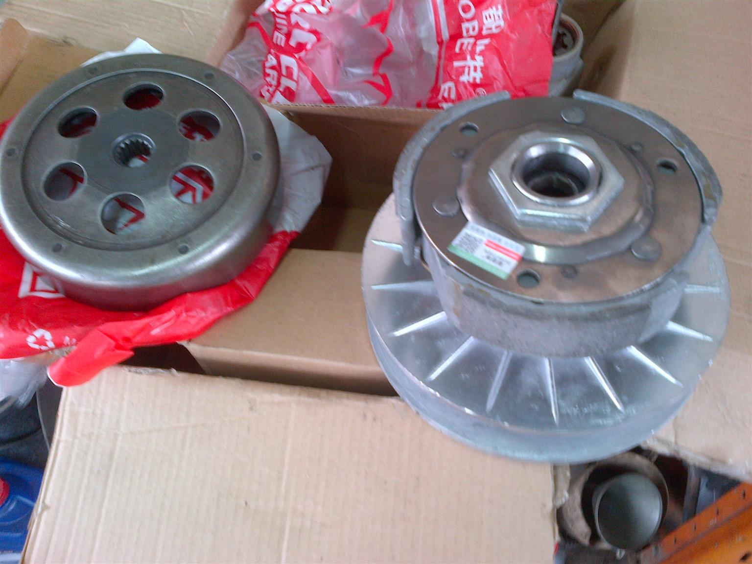 LINHAI/KYMCO/ 250/300cc BRAND NEW PARTS IMPORTED @CLIVES IMPORTS