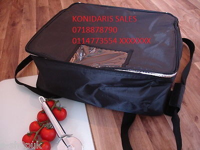 FOOD/PIZZA DELIVERY BAGS only R349.99 each