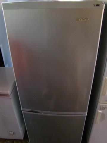 KIC 309L  Fridge/Freezer (silver)