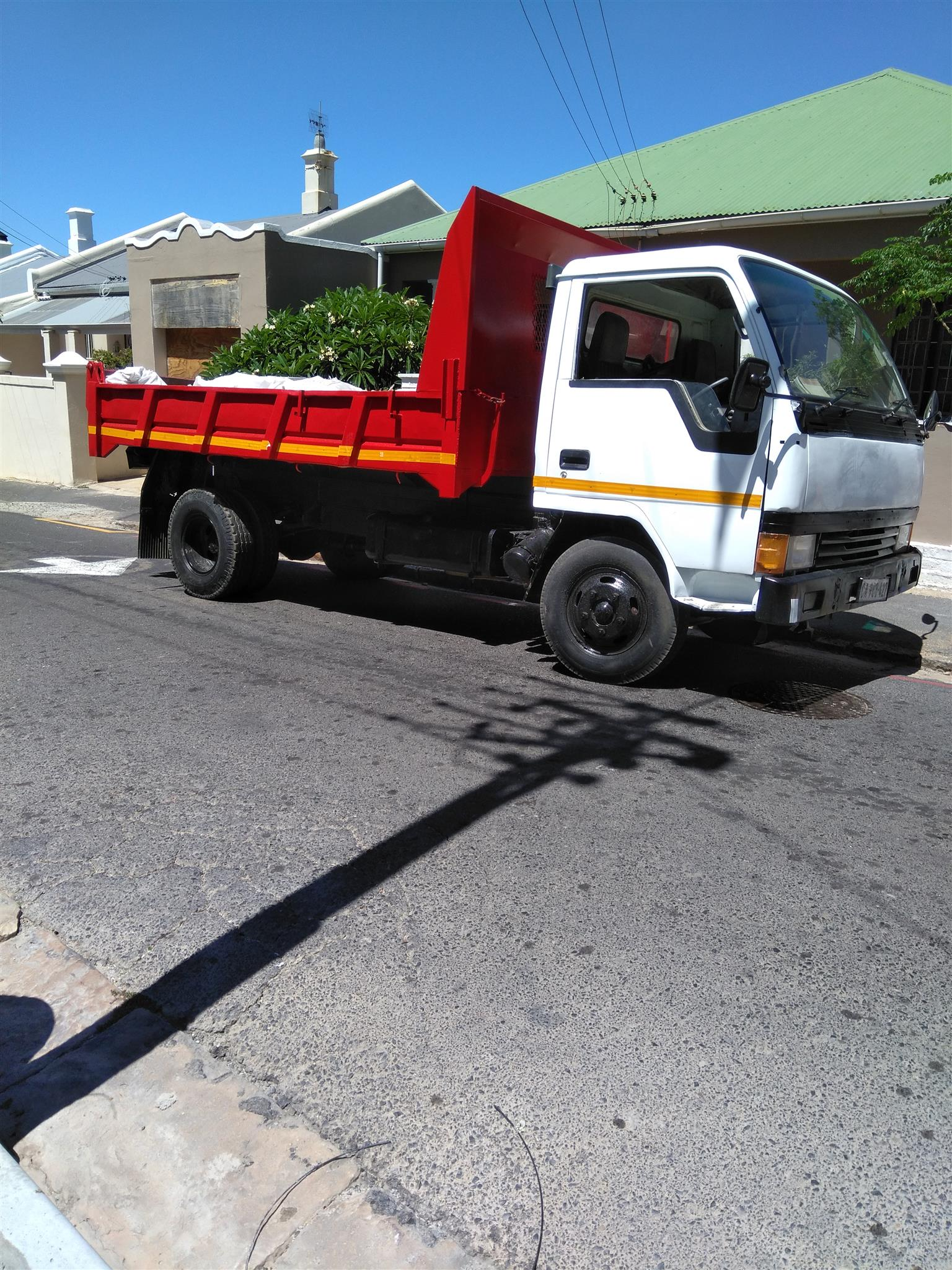 1995 tipper truck for sale