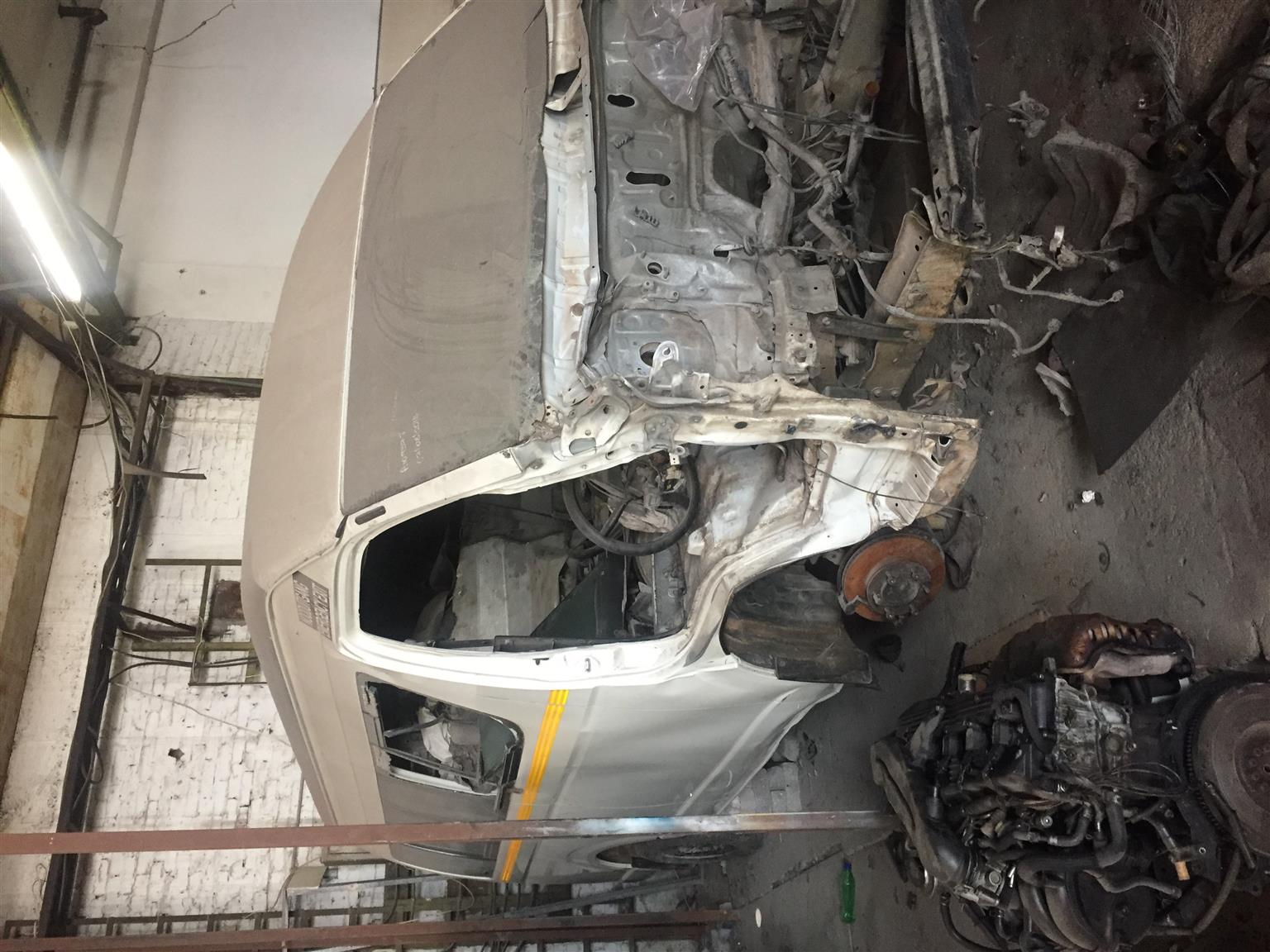 Toyota Quantum 2.7 stripping for spares
