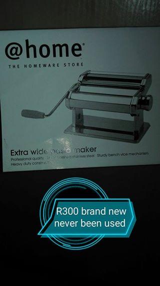 @ Home pasta Maker