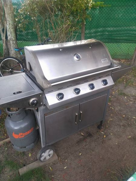 Cadac patio living gas braai