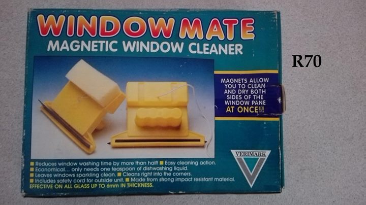 Magnetic window cleaner for sale
