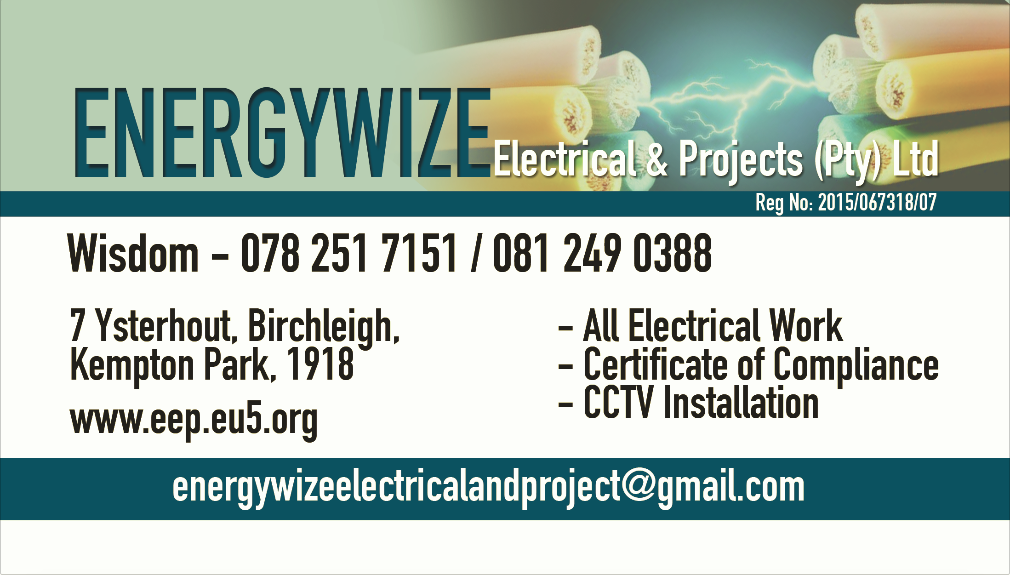 Energywize Electrical & Projects