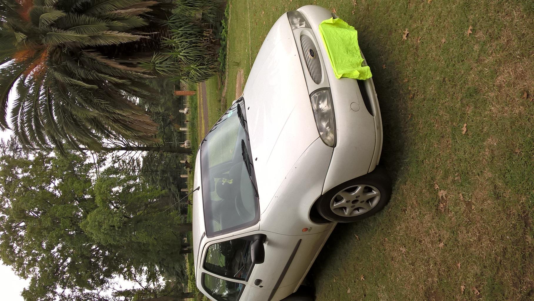 2000 Ford Fiesta 1.4 3 door Titanium