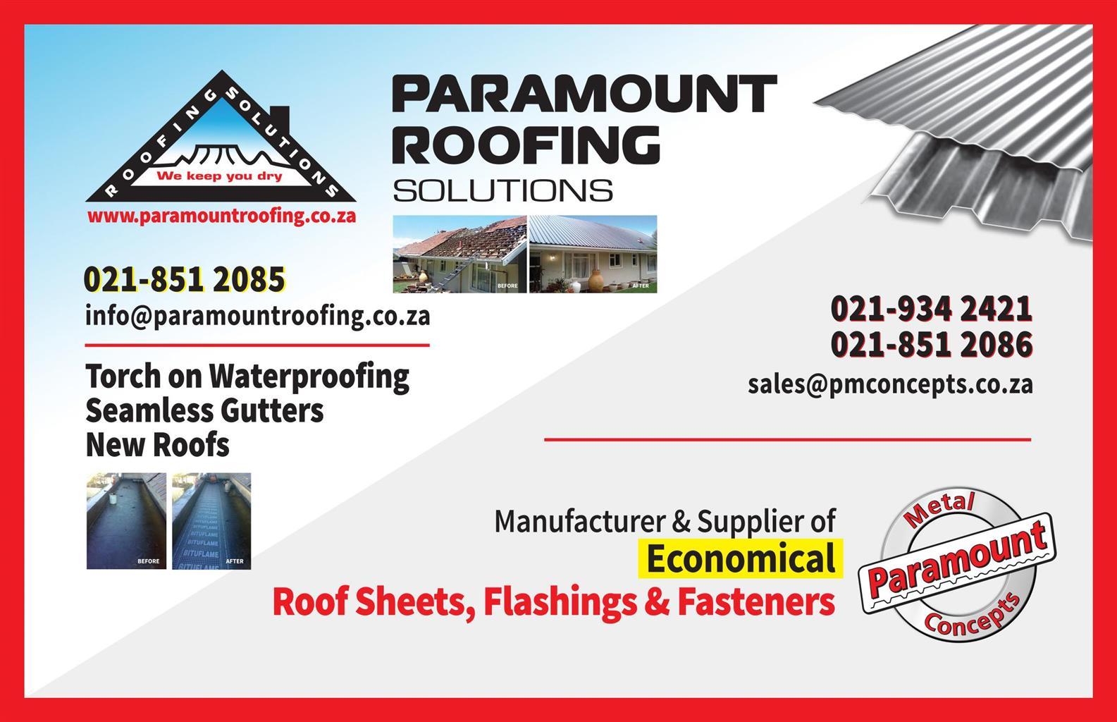 Roofing / Waterproofing / Painting
