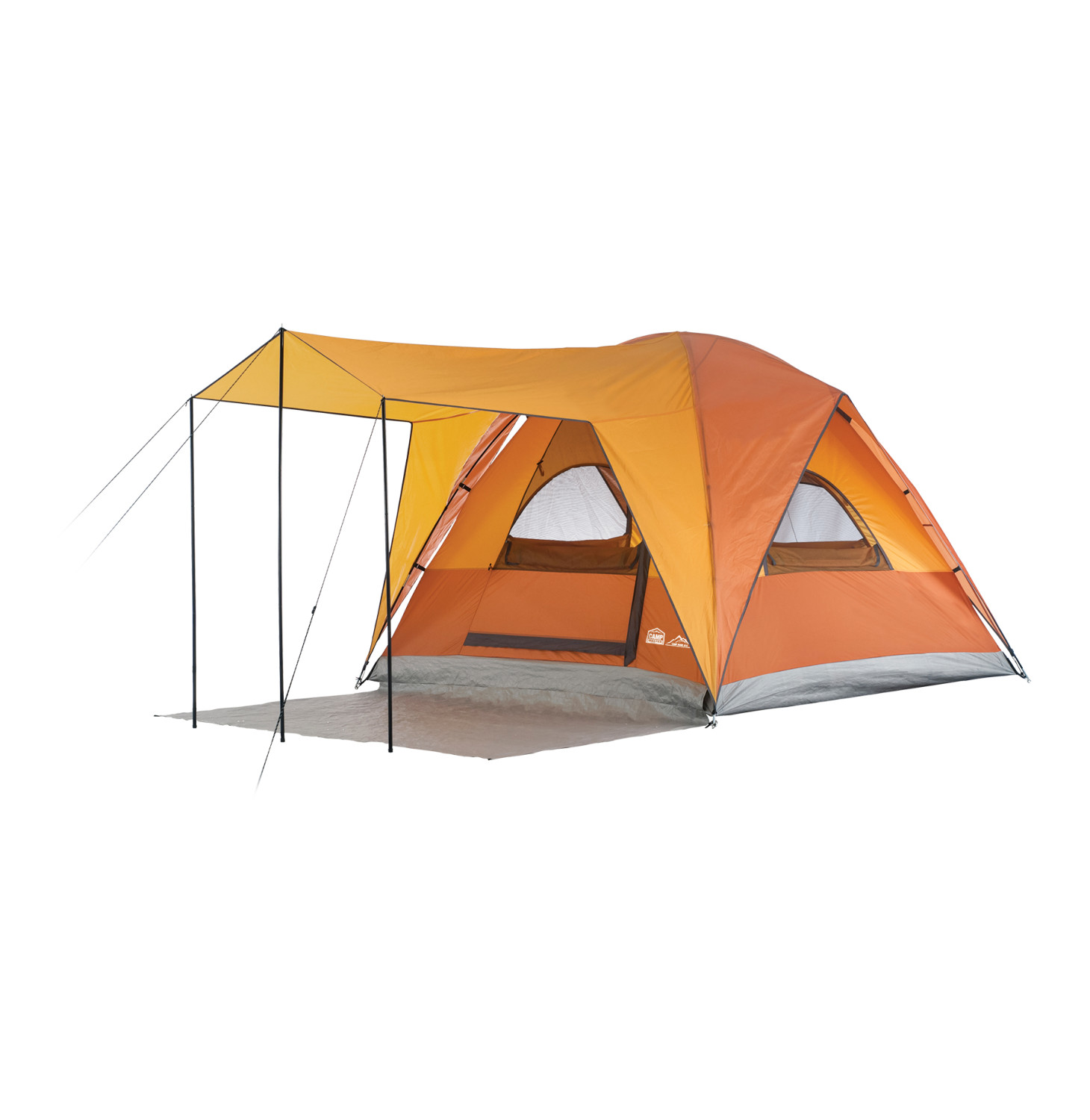 TENT. CAMPMASTER DOME 415. BRAND NEW DEMO TENT.