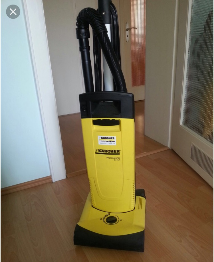 Karcher Upright Professional Vacuum Cleaner