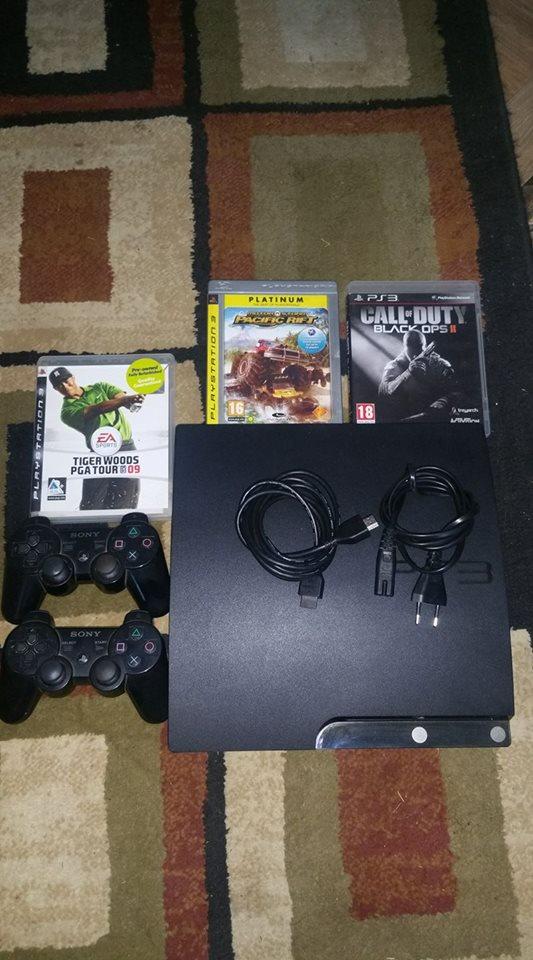 Te koop PS3