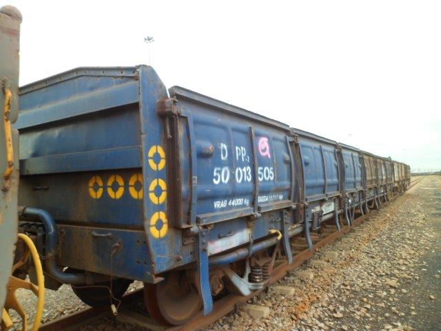 Transnet Freight Rail Online Auction - South Africa - Sale 134