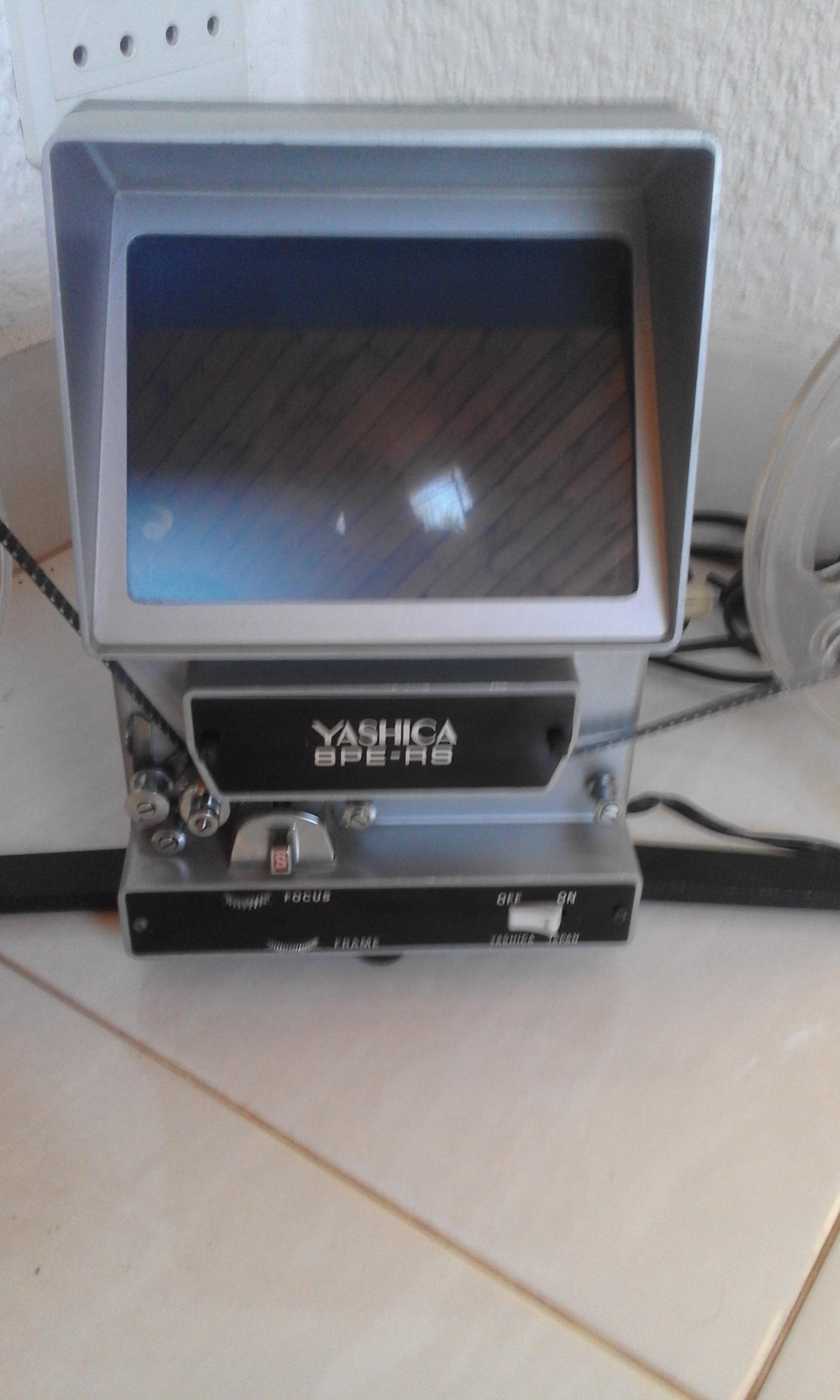 8mm Movie Viewer