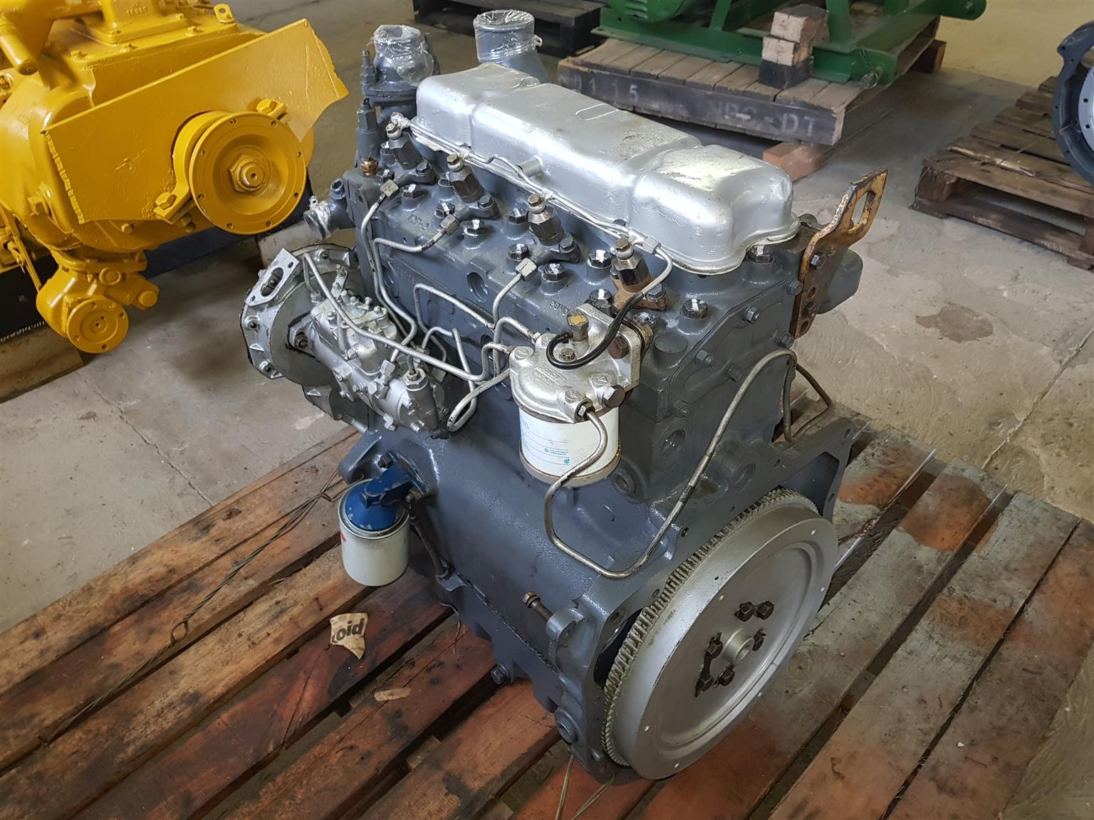 ADE 236 ENGINE | Junk Mail