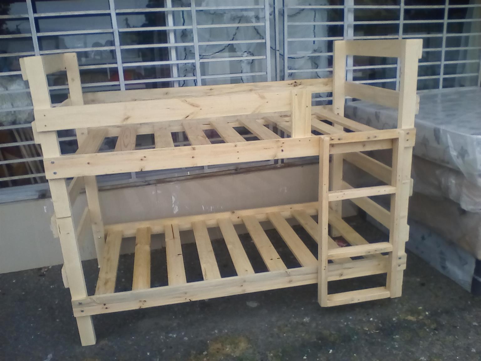 new double bunk