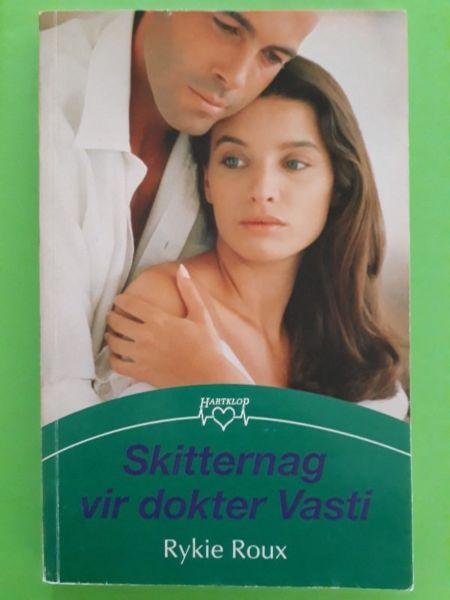 Skitternag Vir Dokter Vasti - Rykie Roux - Hartklop.