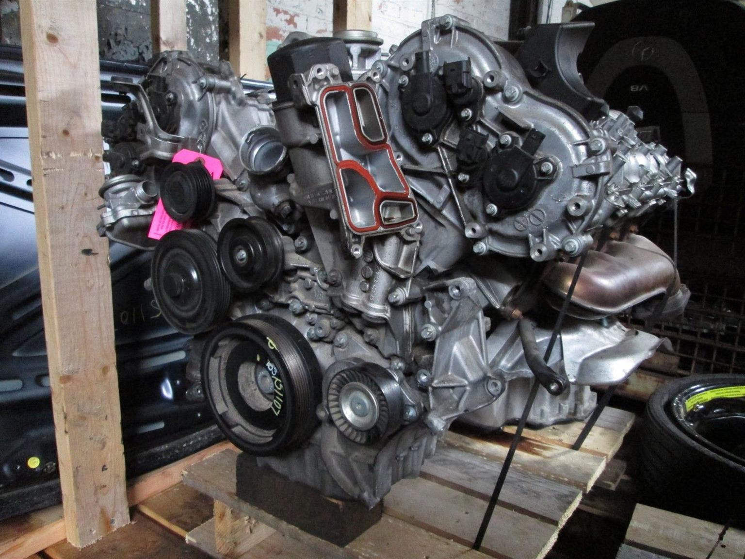 Mercedes Benz M273 Engine for sale | Junk Mail