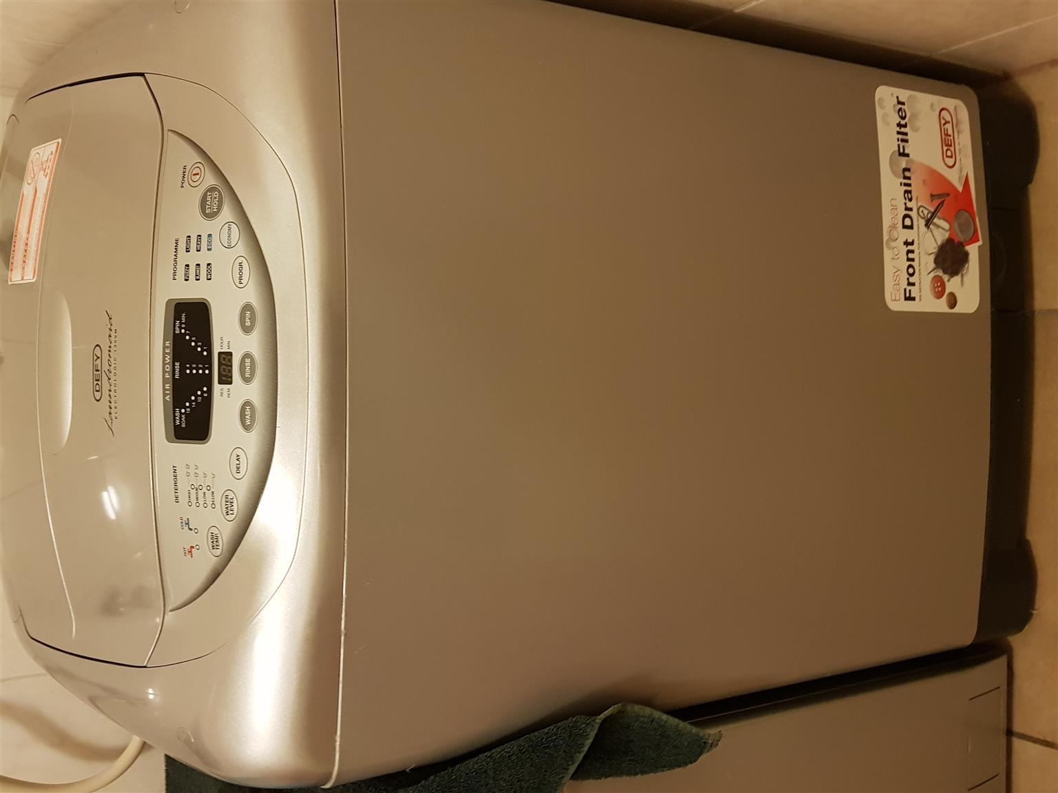 Defy 13kg Laundromaid Washing Machine