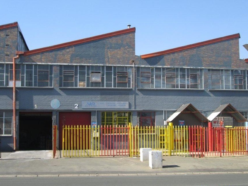 265m² Factory/Warehouse to let in the heart of Herotdale.