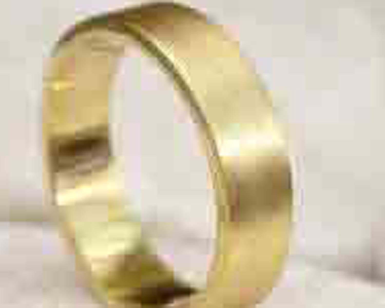 Golden Wedding Band