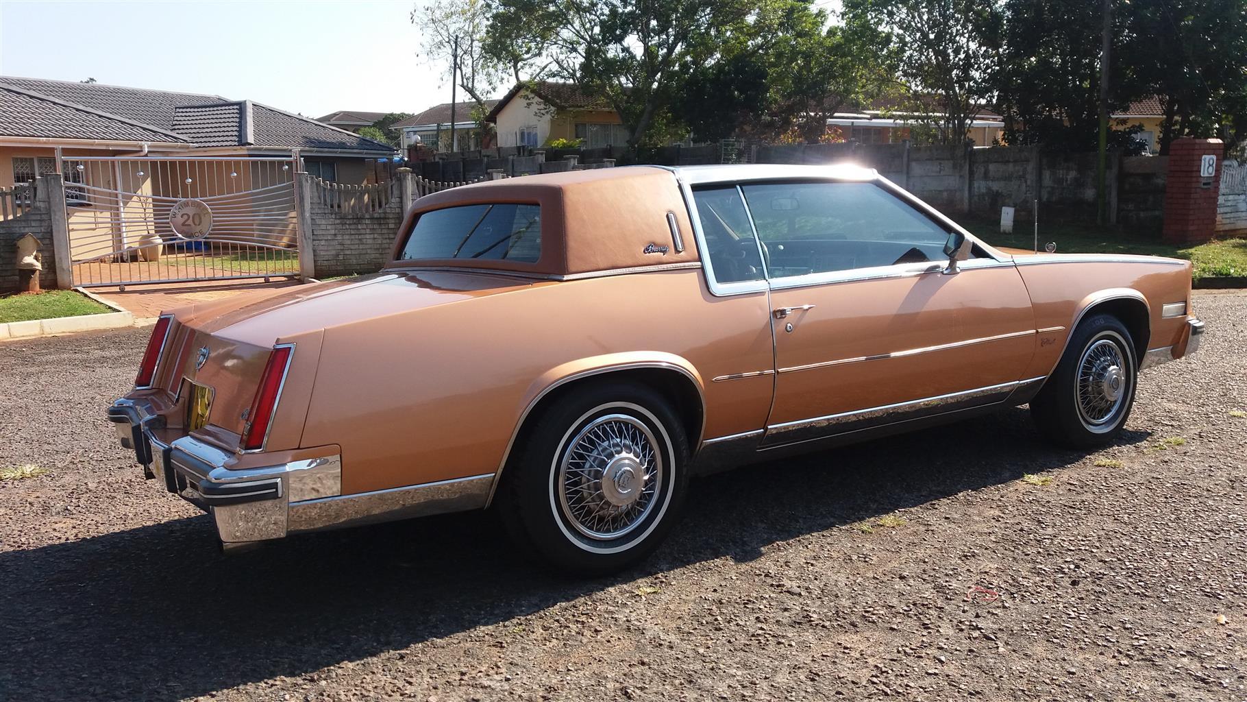 1983 Cadillac DHS