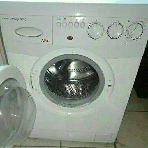 Aeg larvamat front loader washing machine