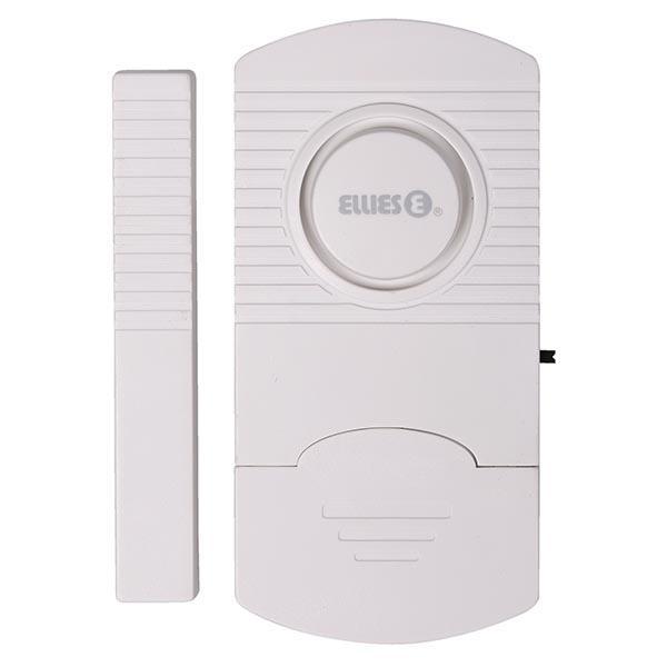 Door/Window Magnetic and Vibration Alarm