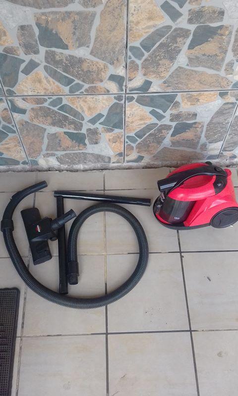 Genesis vacuum