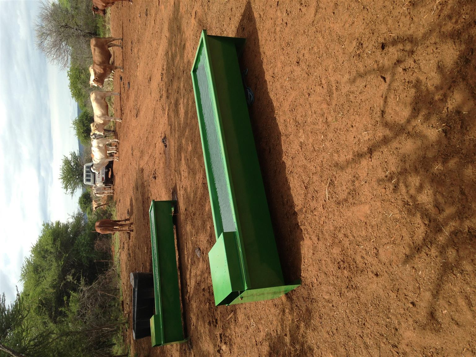 FARM FOR SALE - MODIMOLLE (NYLSTROOM)