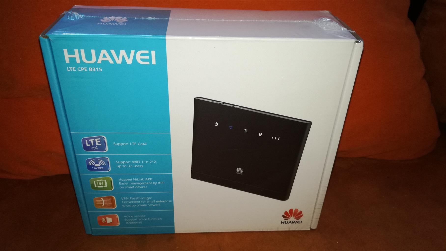 Brand New Huawei B315s 936 4g Lte Wi Fi Router Junk Mail B315 150mbps Home Modem Wifi Wireless Hotspot