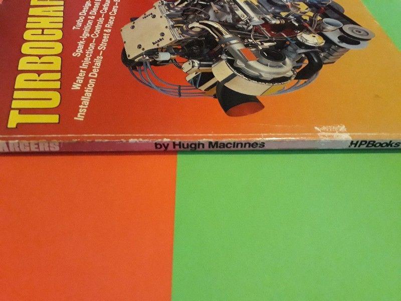 Turbochargers - Hugh Macinnes - HP Books-49.