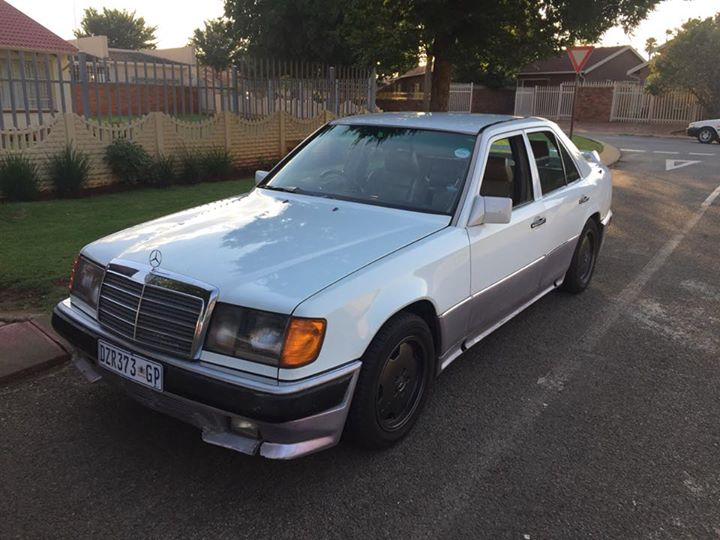 1991 Mercedes Benz 300e Junk Mail