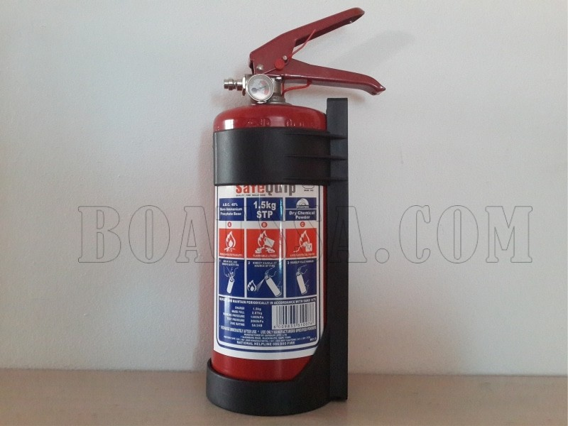 FIRE EXTINGUISHER 1,5KG