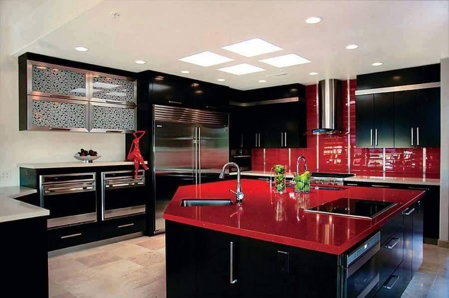 Manufacture Quality Cupboards ,Granite and Quartz Counter Tops.