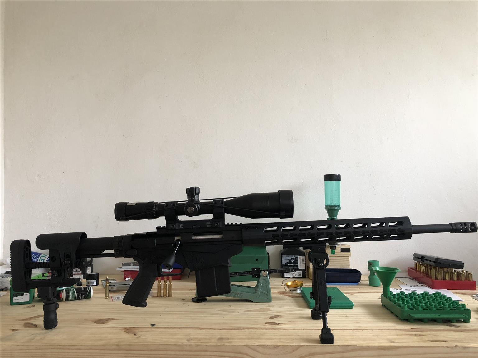 Ruger Precision Rifle .308
