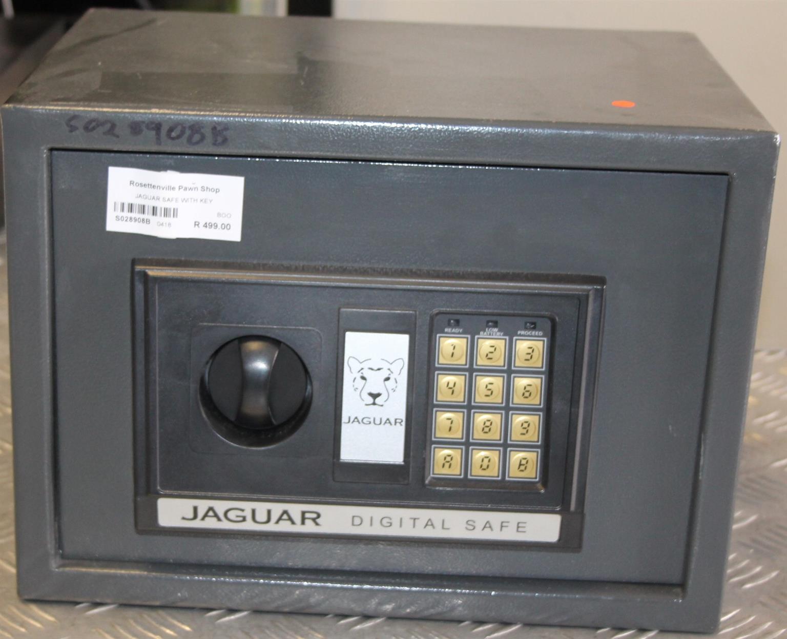 Jaguar safe S028908b #Rosettenvillepawnshop