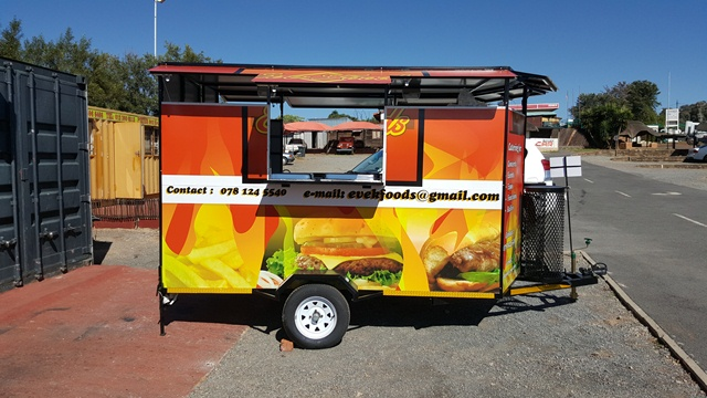 START YOUR NEW BUSINESS .......... FAST FOOD CATER